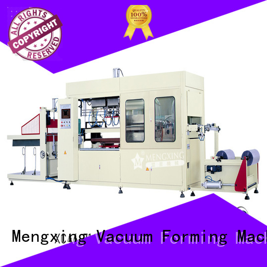 Mengxing top selling industrial vacuum forming machine industrial best factory supply