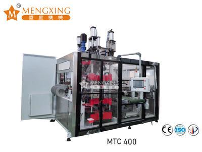 Full servo automatic cutting machine MTC400