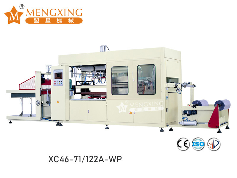Mengxing vacuum forming machine automatic operation  XC46-71/122A-WP