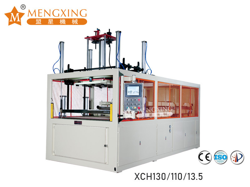 High-performance thick plastic molding machine XCH130/110/13.5 Mengxing