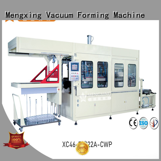 Mengxing top selling vacuum forming machine favorable price easy operation