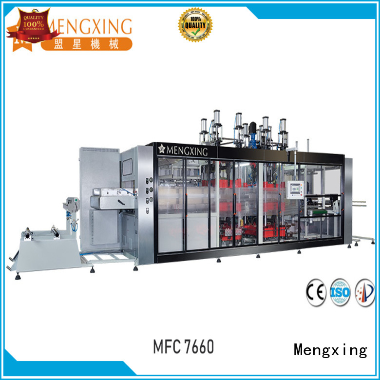 Mengxing thermoforming machine universal for sale