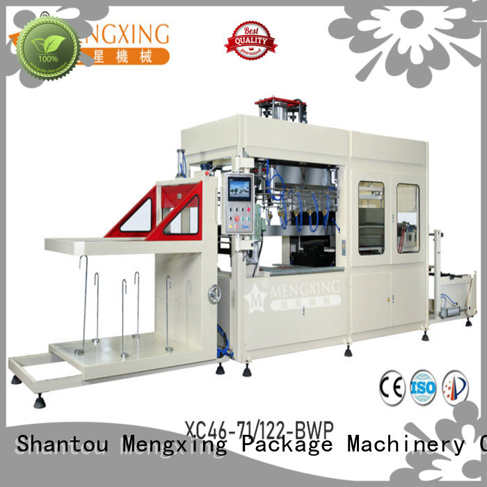 custom plastic vacuum forming machine plastic container making