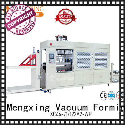 vacuum molding machine plastic container making easy operation Mengxing