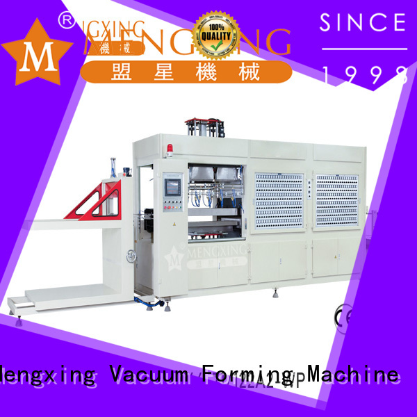 Mengxing plastic vacuum forming machine favorable price easy operation