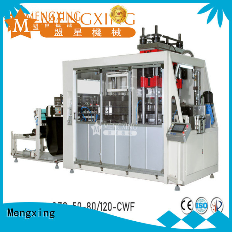 Mengxing tray forming machine universal for sale