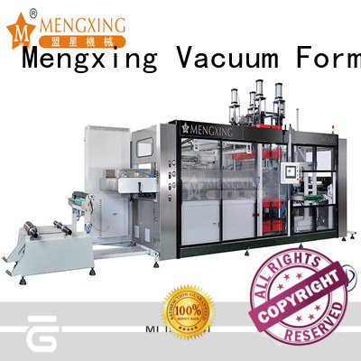 Mengxing easy-installation thermoforming machine universal easy operation