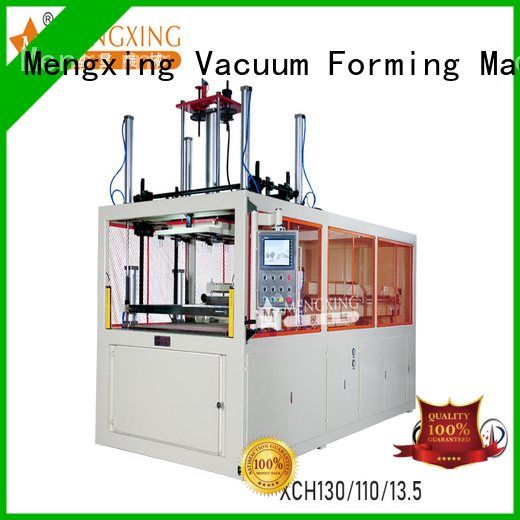 Mengxing plastic vacuum forming machine plastic container making fast delivery