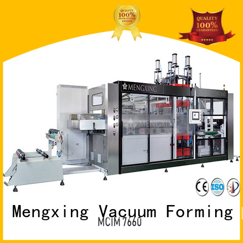 thermoforming machine custom for sale Mengxing