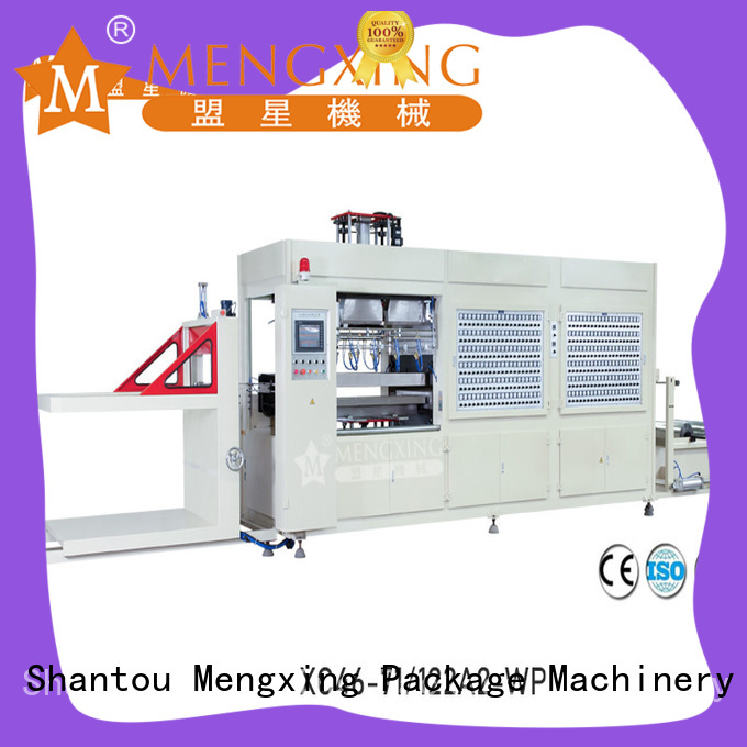 fully auto vacuum forming machine for sale favorable price