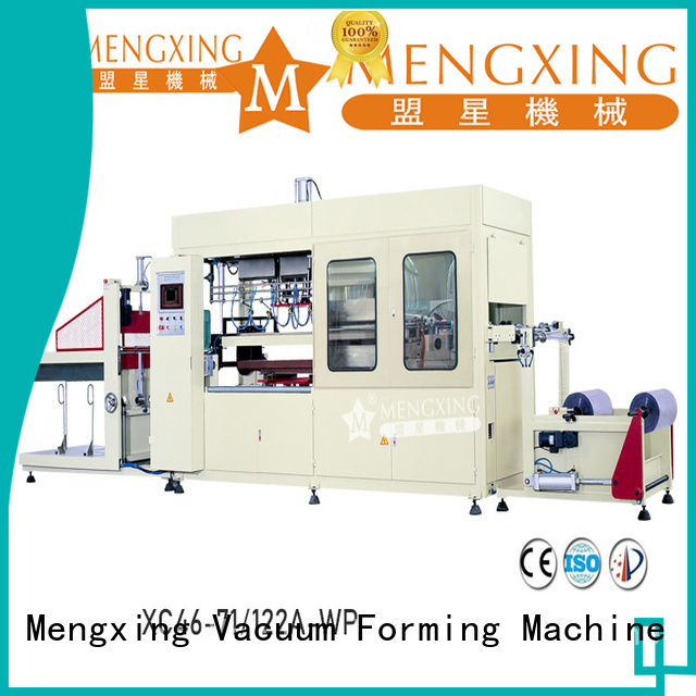 Mengxing industrial vacuum forming machine industrial best factory supply