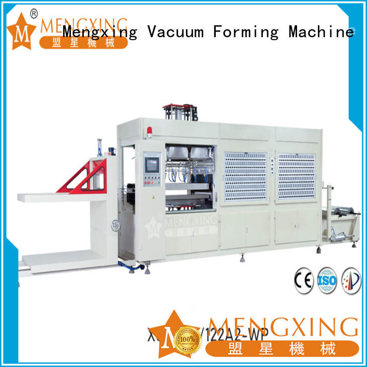 Mengxing vacuum forming machine industrial easy operation