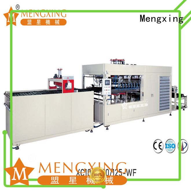 top selling pp vacuum forming machine plastic container making easy operation