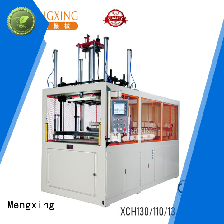 top selling large vacuum forming machine plastic container making
