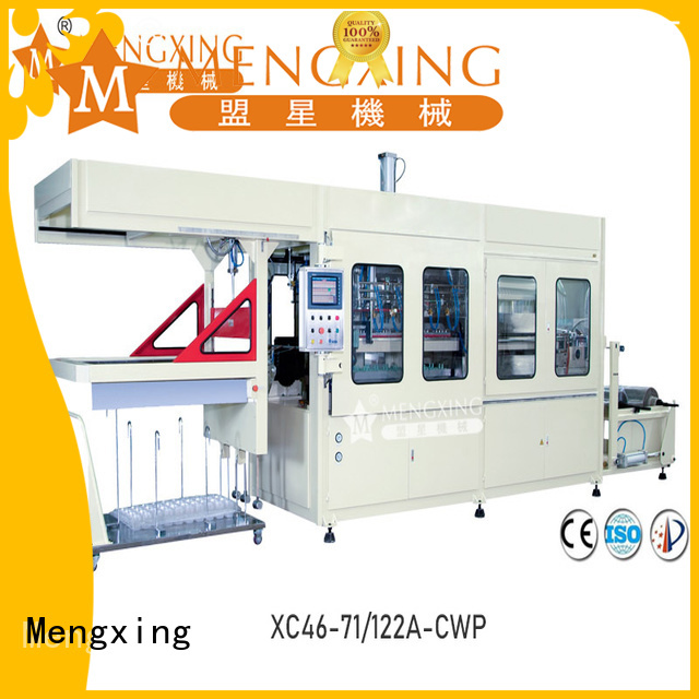 oem plastic forming machine plastic container making best factory supply