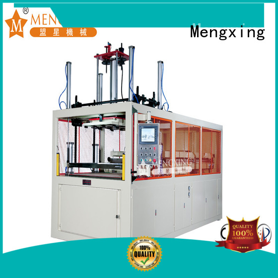 top selling vacuum forming machine plastic container making lunch box production