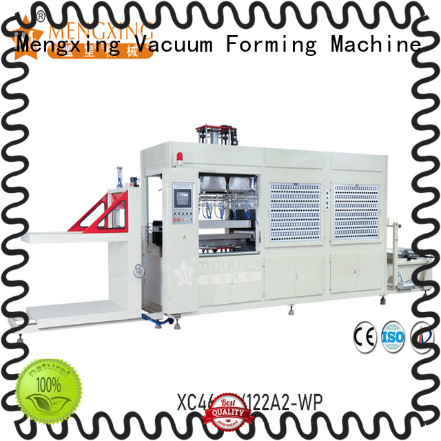 fully auto vacuum forming machine plastic container making best factory supply