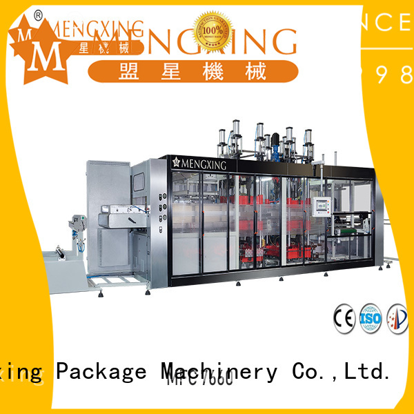 high-performance vacuum moulding machine universal easy operation