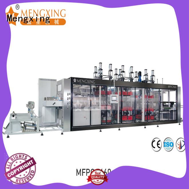 flower pot making machine best factory supply efficiency Mengxing