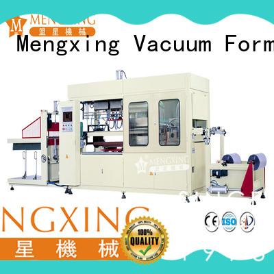 Mengxing industrial vacuum forming machine favorable price