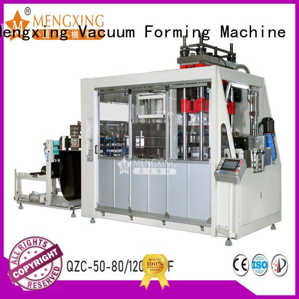 Mengxing high precision plastic machine custom for sale