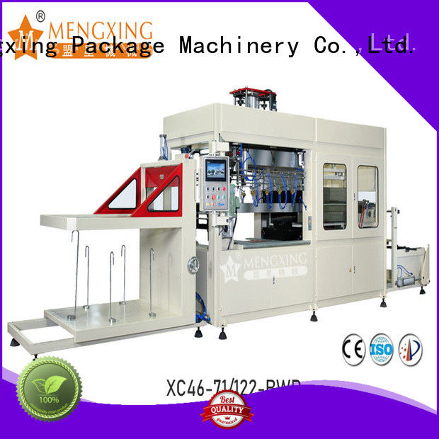 Mengxing top selling cover making machine industrial lunch box production