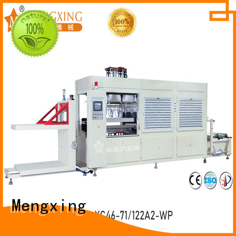Mengxing vacuum forming machine for sale plastic container making