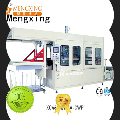 Mengxing large vacuum forming machine industrial best factory supply