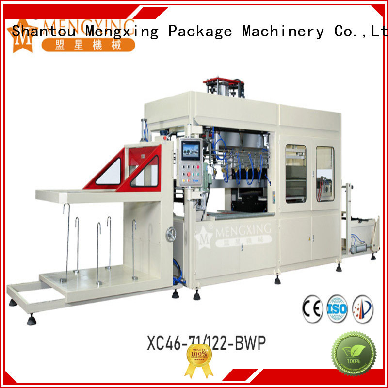 Mengxing plastic vacuum forming machine industrial easy operation