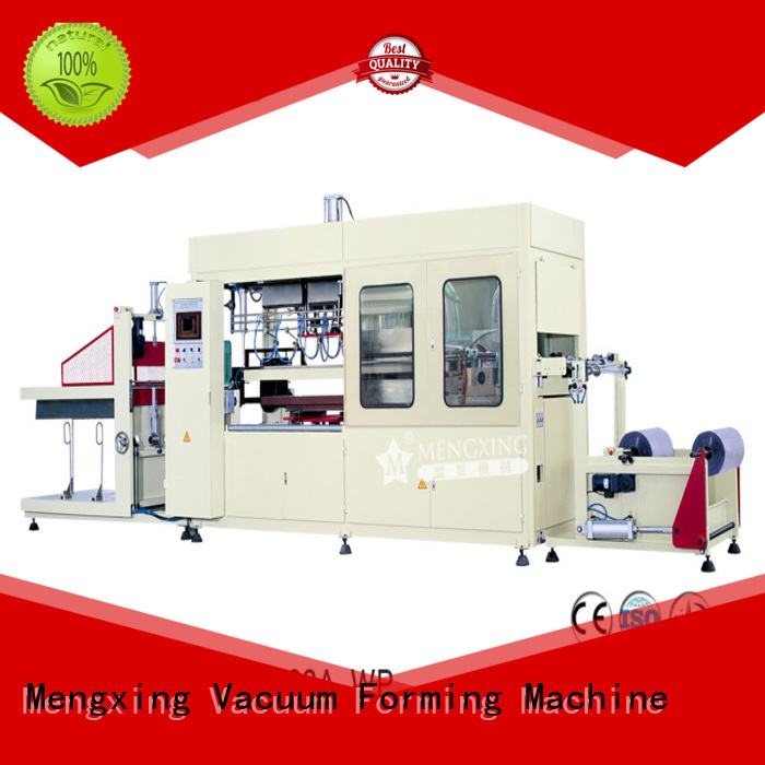 fully auto plastic forming machine industrial fast delivery
