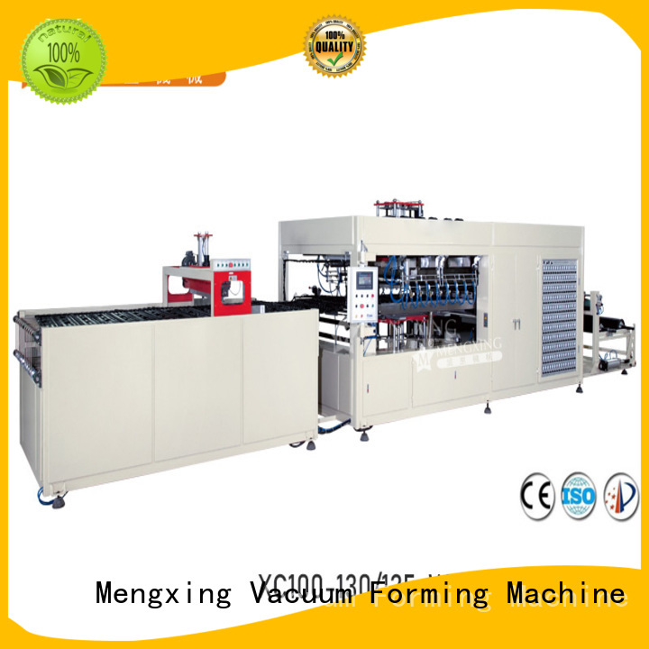 Mengxing top selling plastic forming machine favorable price best factory supply