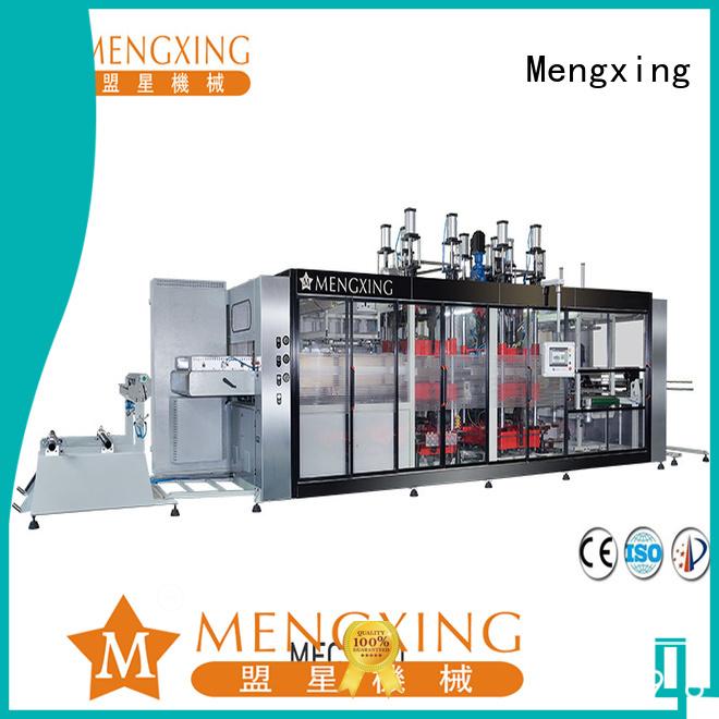 high precision tray forming machine custom easy operation