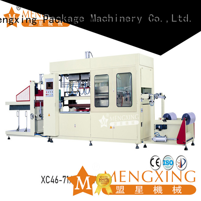 Mengxing vacuum forming machine for sale industrial easy operation