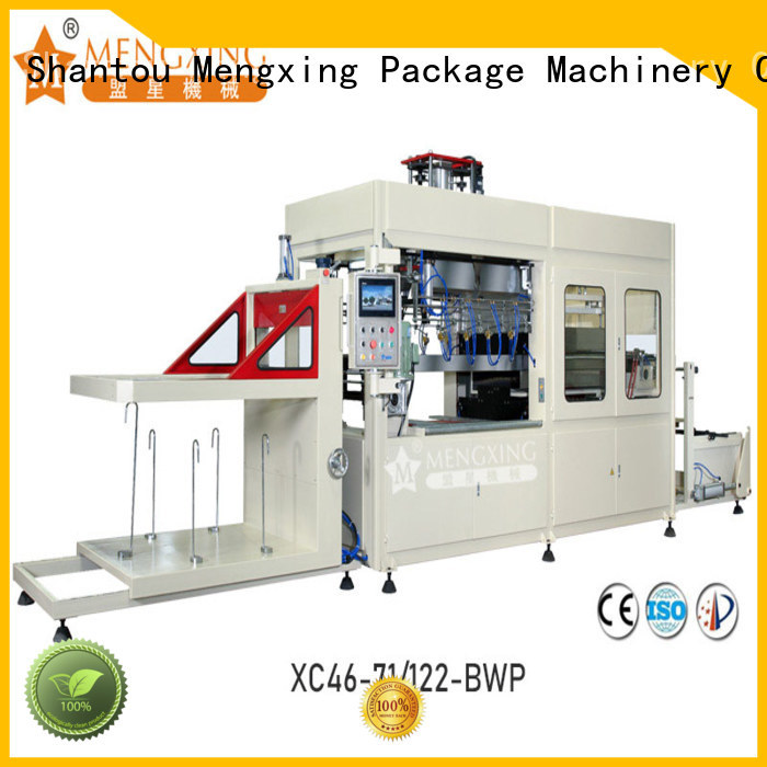 Mengxing industrial vacuum forming machine favorable price easy operation