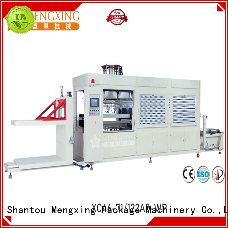 Mengxing vacuum molding machine favorable price