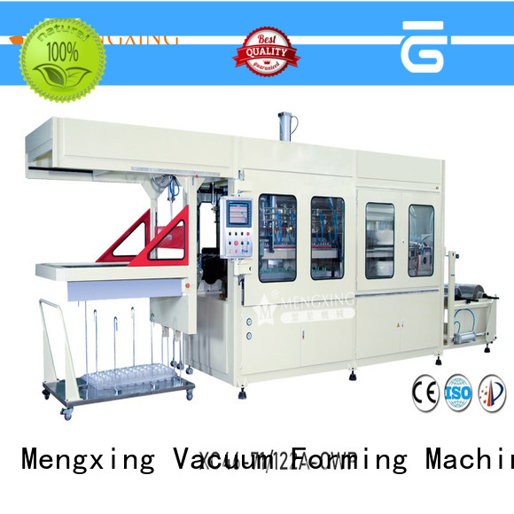 plastic vacuum forming machine favorable price fast delivery Mengxing
