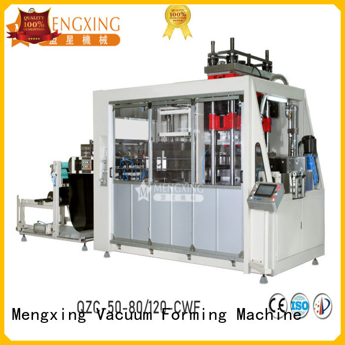 Mengxing vacuum moulding machine oem&odm easy operation