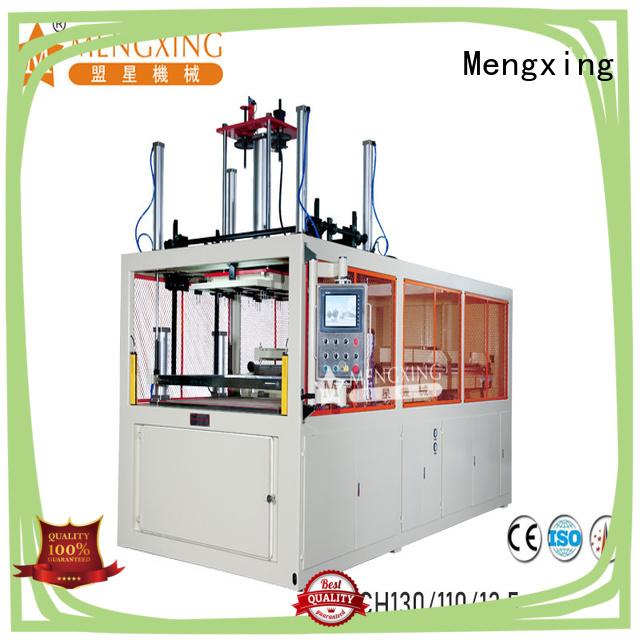 Mengxing oem plastic vacuum forming machine industrial