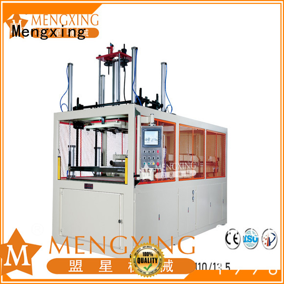 Mengxing top selling cover making machine favorable price easy operation