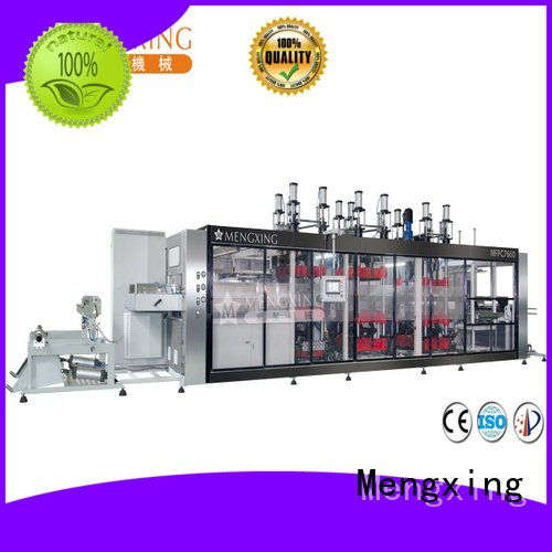 Mengxing high-performance thermoforming machine oem&odm easy operation