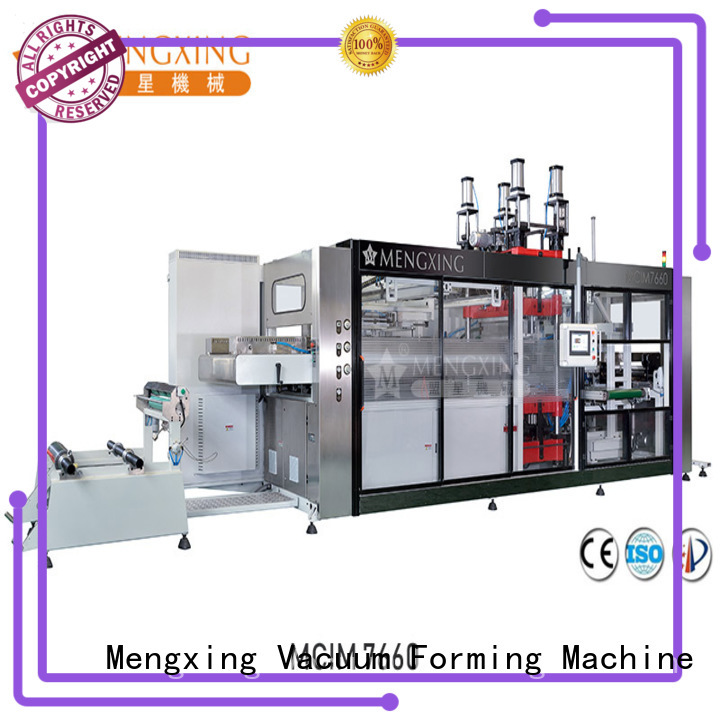 Mengxing tray forming machine oem&odm for sale