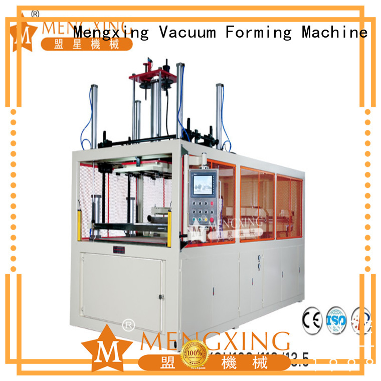 pp vacuum forming machine plastic container making best factory supply Mengxing