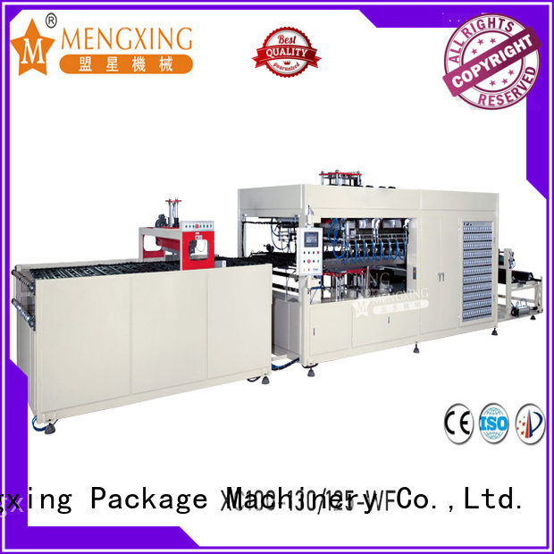 Mengxing plastic forming machine favorable price best factory supply