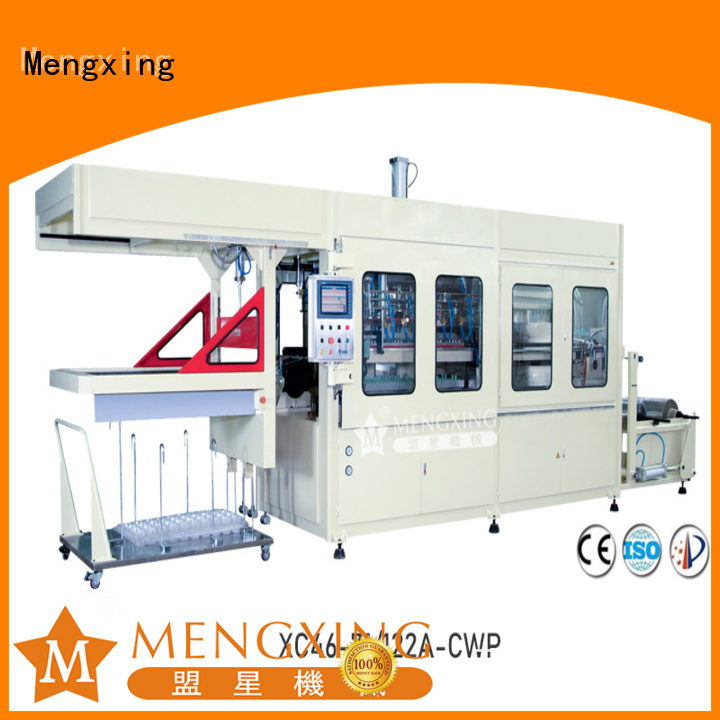 fully auto large vacuum forming machine industrial best factory supply