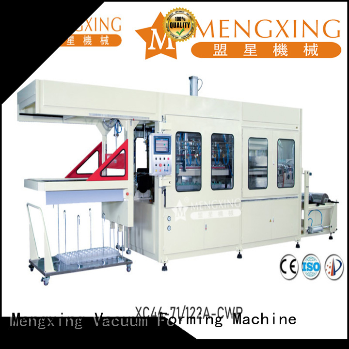 custom plastic forming machine favorable price lunch box production