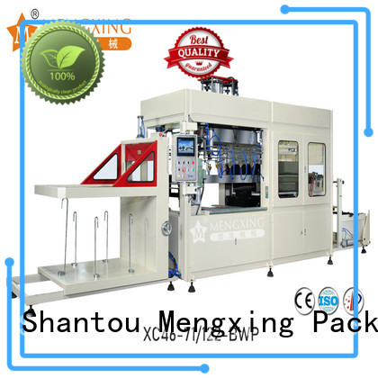 pp thermoforming machine easy operation Mengxing