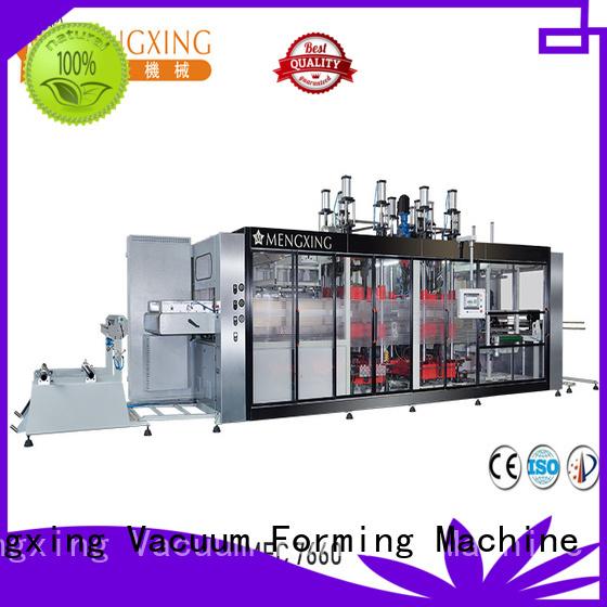 high precision tray forming machine universal efficiency