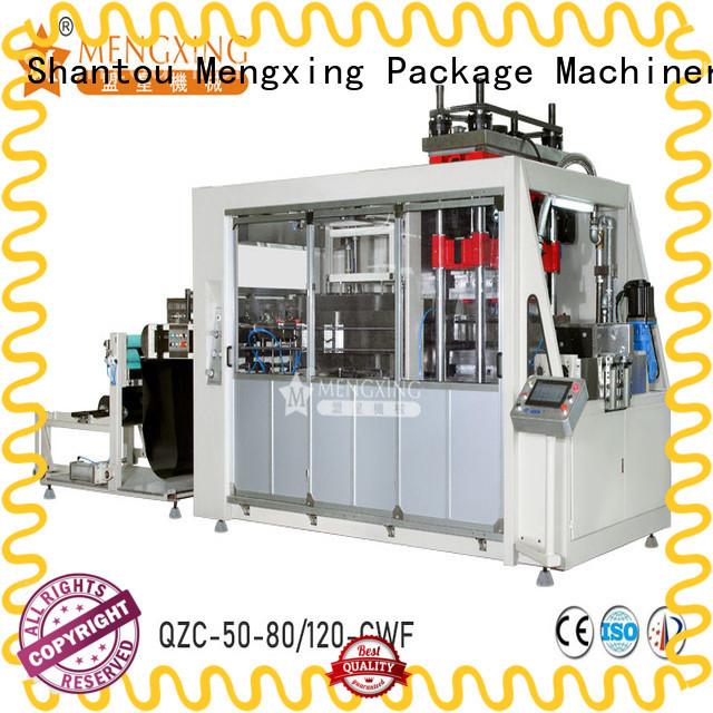Mengxing plastic moulding machine custom easy operation