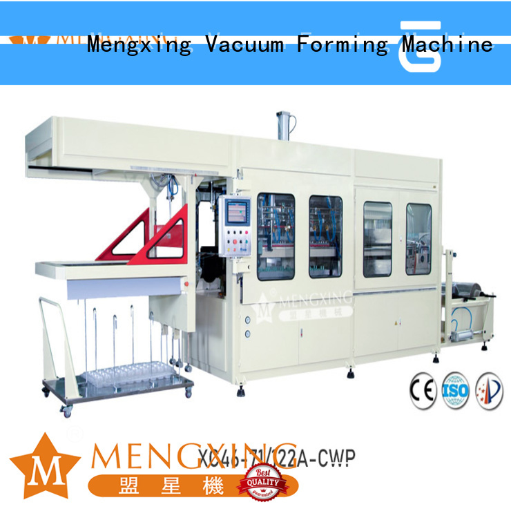 Mengxing plastic forming machine industrial lunch box production