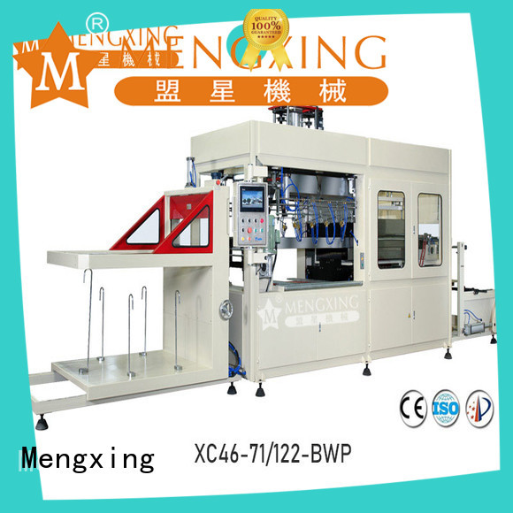 Mengxing custom plastic forming machine favorable price easy operation